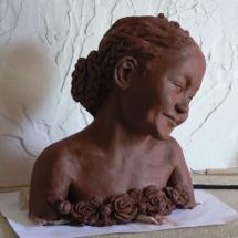 MODELAGE argile sculture