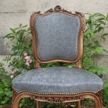 Chaise Louis XV 7