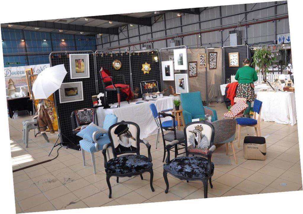 Salon talents de femmes toulouse 2018 institut des - Salon artisanat d art ...