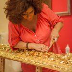 Restauration de bois doré Formatrice