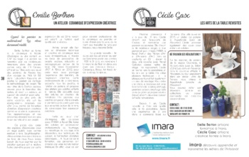 article formatrice Imara et ancienne stagiaire-magazine hédoniste 2018