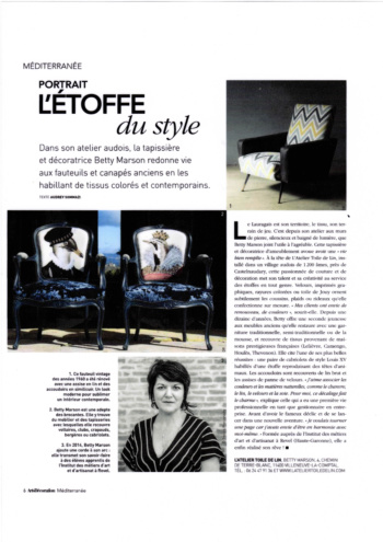 article Betty MARSON