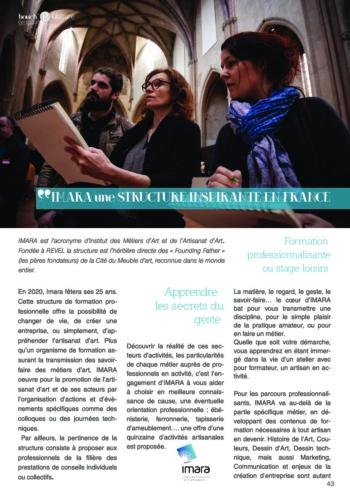 imara-article magazine Bouch B Occitanie juin19